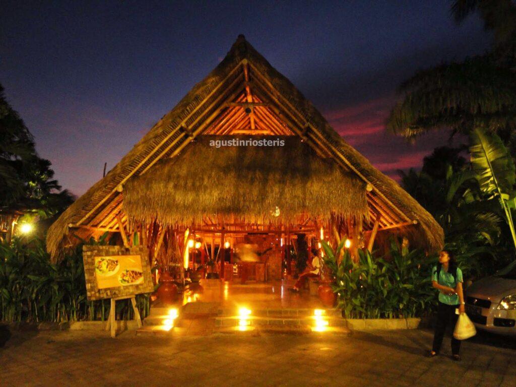 Segara Bamboo Restaurant
