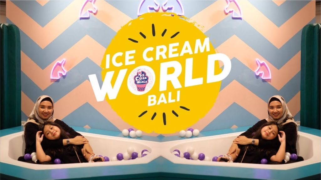 Ice Cream World Bali
