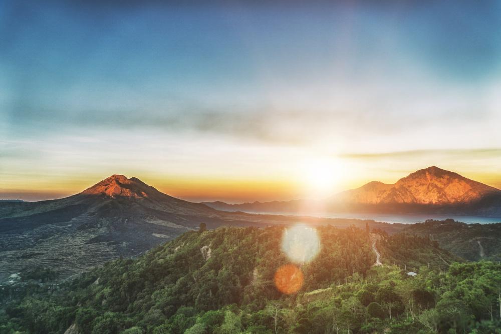Objek Wisata Danau Batur