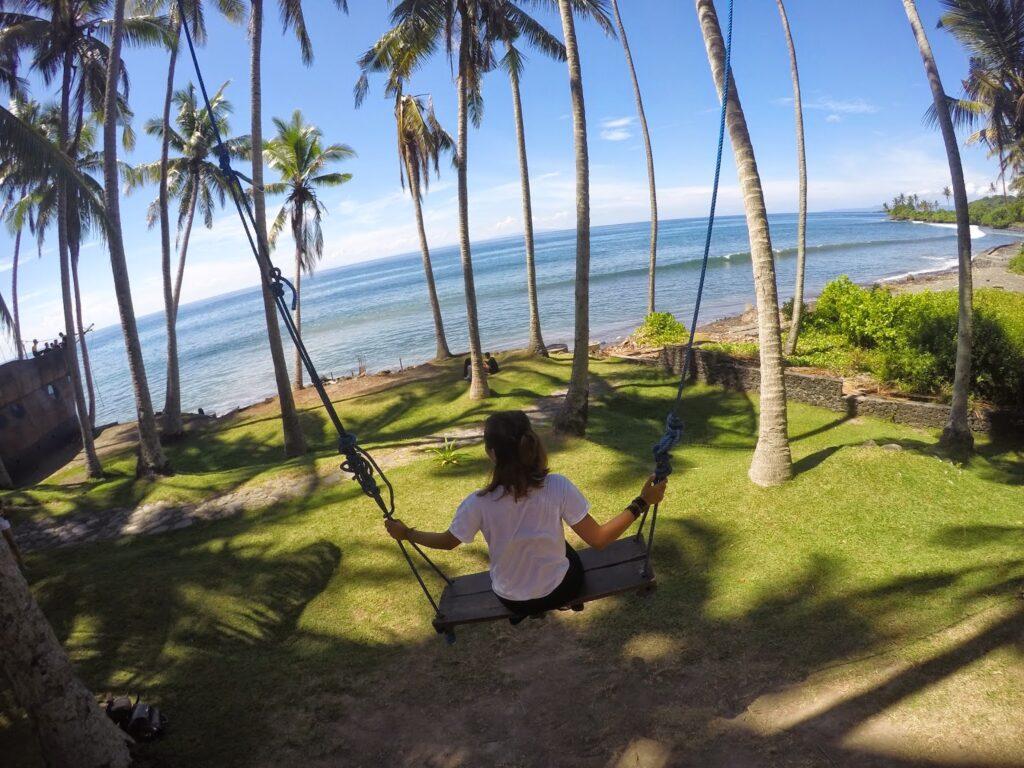 Obyek Wisata Pantai Jasri Bali