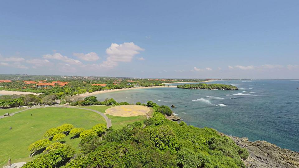 Pantai Segara Sumuh Nusa Dua Bali