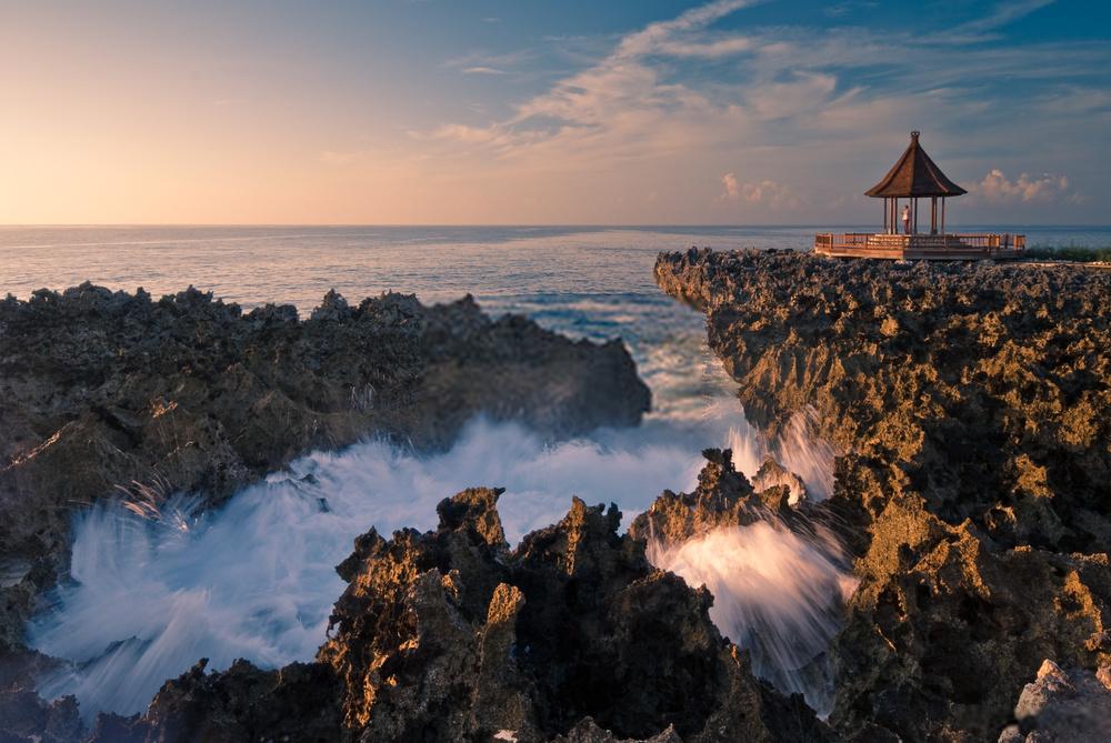 Tempat Wisata Murah di Bali Waterblow Nusa Dua Bali