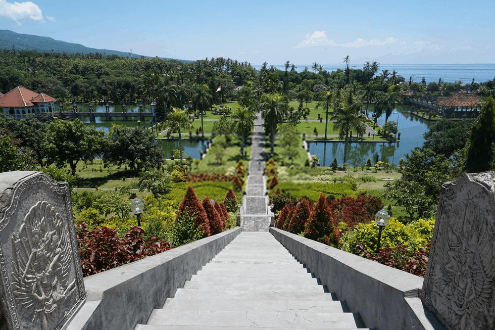 Harga Tiket Masuk Taman Ujung Karangasem