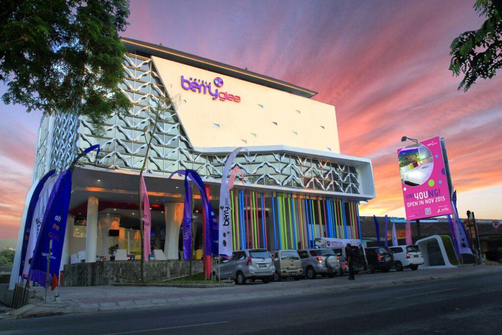 Hotel Berry Glee Bali