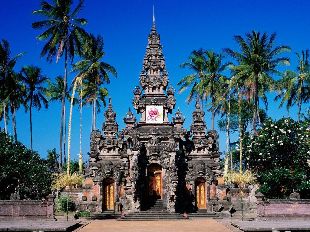 Tempat wisata art center Denpasar Bali